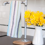 Farmhouse Industrial Towel Holders