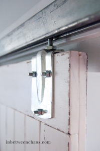 Barn Door Hardware | inbetweenchaos.com