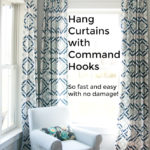 Fastest Way to Hang Curtains
