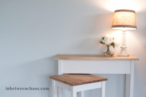 Go Anywhere Accent Table front