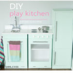 Modular Play Kitchen