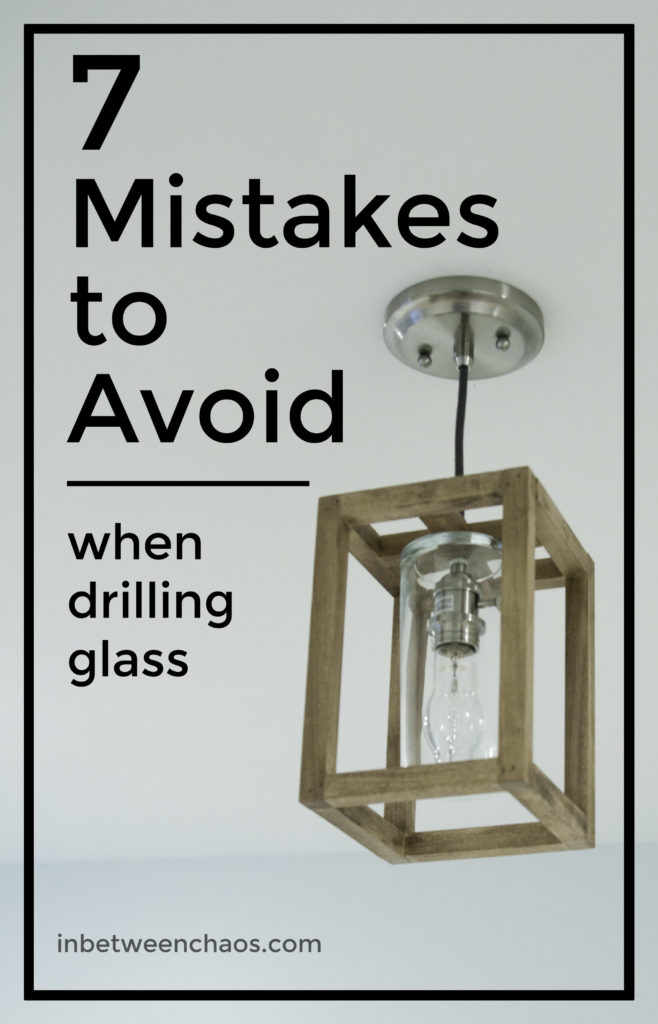 7 Mistakes to Avoid when Glass Drilling