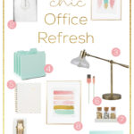Chic Office Refresh