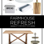 Farmhouse Refresh – Kitchen Edition