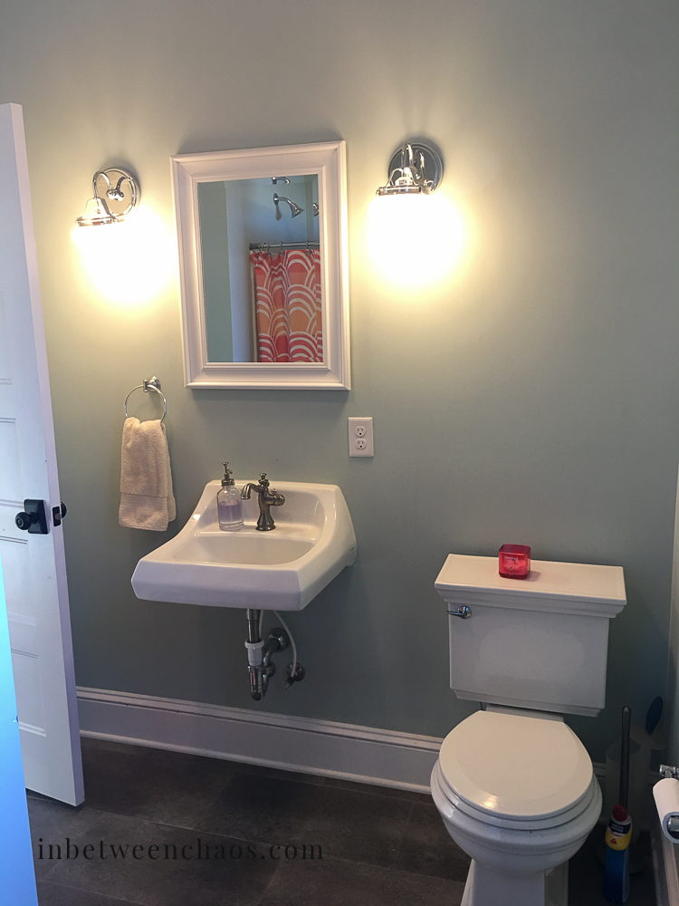 Bathroom Refresh Plans | inbetweenchaos.com