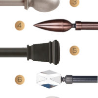 Best Curtain Rods for Command Hooks