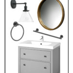 Flip House Friday: Bathroom Plans