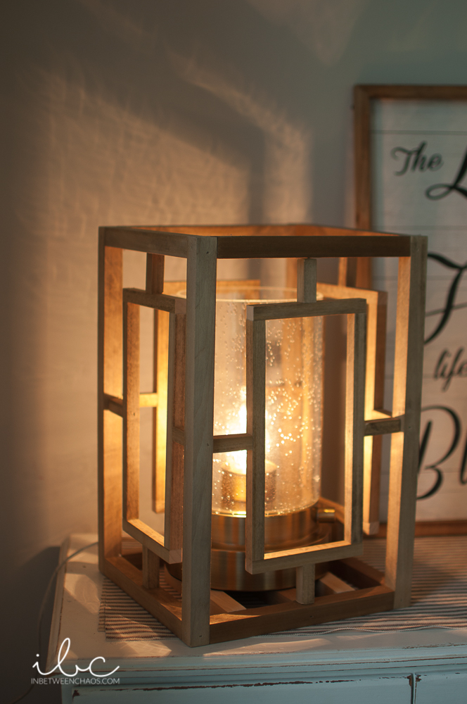 DIY Fretwork Light | inbetweenchaos.com