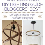 The Ultimate DIY Lighting Guide: Bloggers' Best