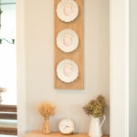 Easy Seasonal Plate Decor
