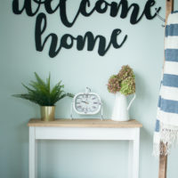 DIY Cut Words With Free Templates