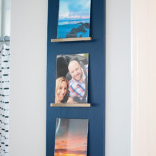 Bar Pull Picture Frame