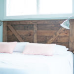 Throwback Thursday: Barn Door Headboard
